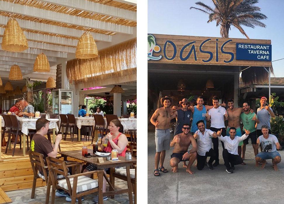 Oasis Restaurant Teaser Image